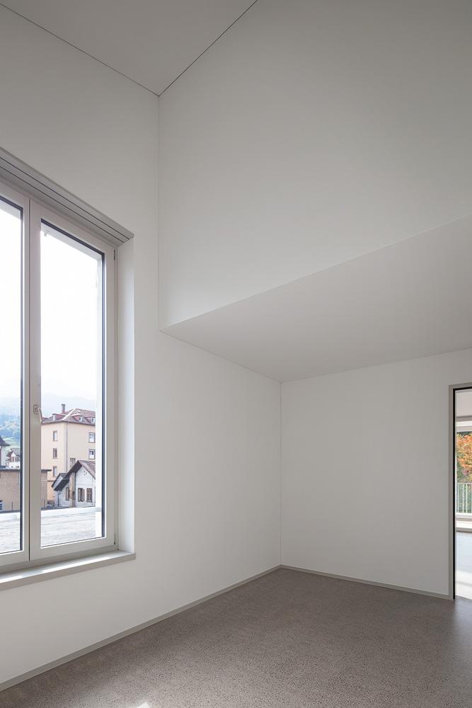 Lukas Schaffhuser Architekturfotografie Zuerich Haltmeier Kister Schachenstrasse Wohnung 2