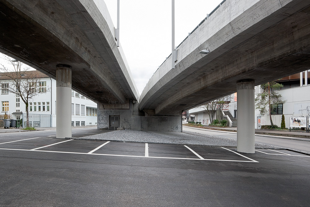 Lukas Schaffhuser Architekturfotografie Zuerich Hardbruecke 01