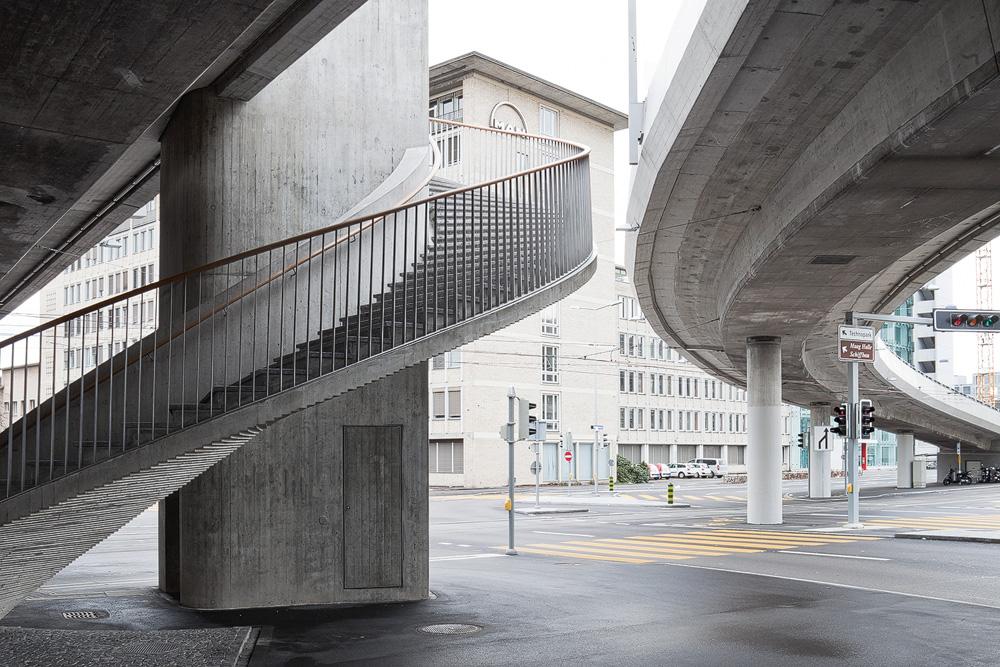 Lukas Schaffhuser Architekturfotografie Zuerich Hardbruecke 03