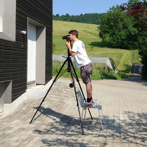 Lukas Schaffhuser Architekturfotografie Zürich Kontakt