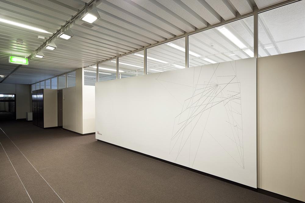 Lukas Schaffhuser Architekturfotografie Zuerich Professur Schwartz ETH Projekte Wand 01