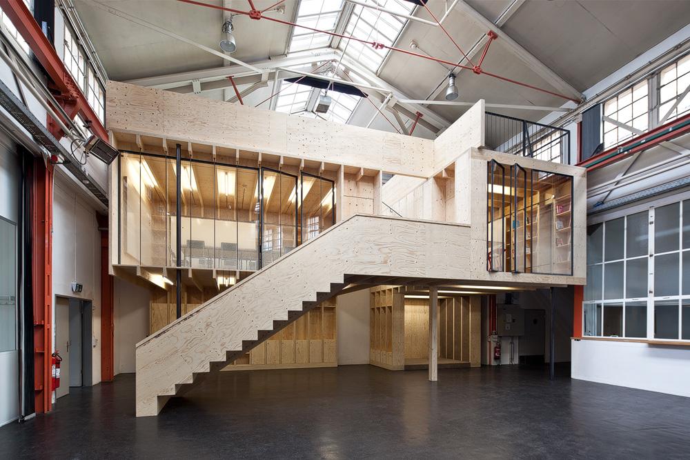 Lukas Schaffhuser Architekturfotografie Zuerich-Stereo Architektur Launchlabs Basel 01