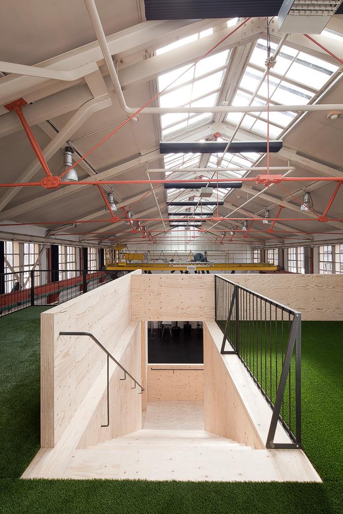 Lukas Schaffhuser Architekturfotografie Zuerich-Stereo Architektur Launchlabs Basel 02