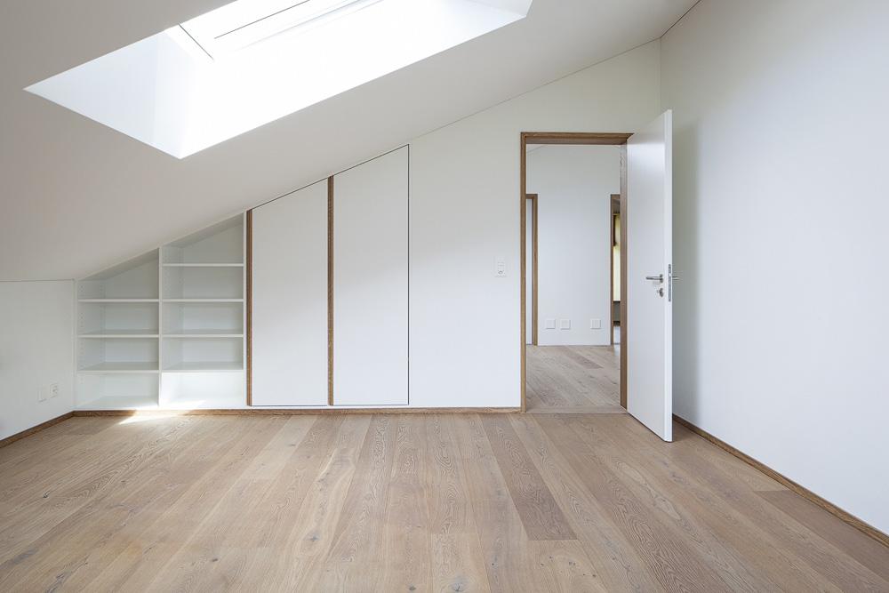 Lukas Schaffhuser Architekturfotografie Zuerich Stereo Architektur Umbau EFH-Moos Zimmer 01