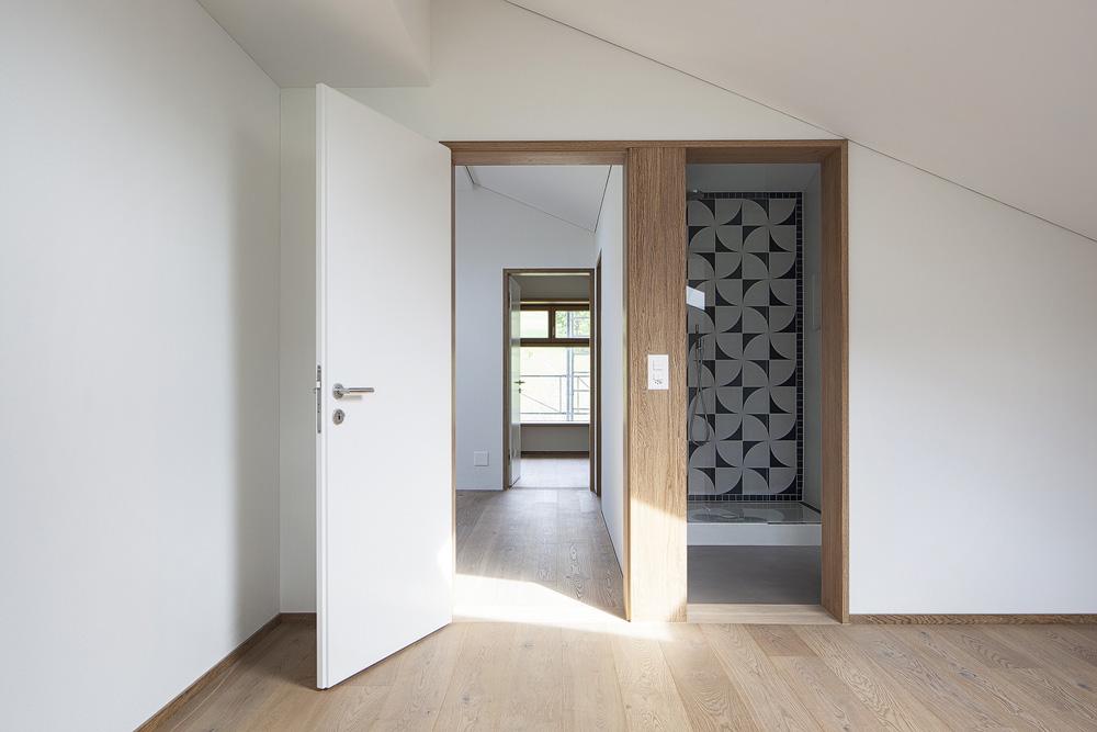 Lukas Schaffhuser Architekturfotografie Zuerich Stereo Architektur Umbau EFH-Moos Zimmer 02