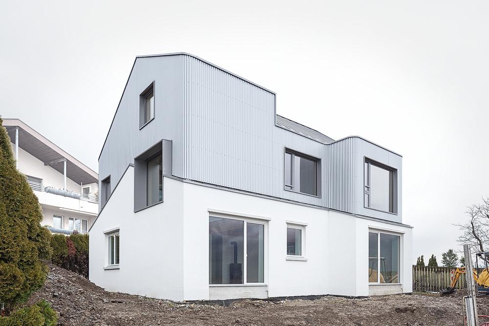 Lukas Schaffhuser Architekturfotografie Zuerich Stereo Architektur Seehuisli Aussen