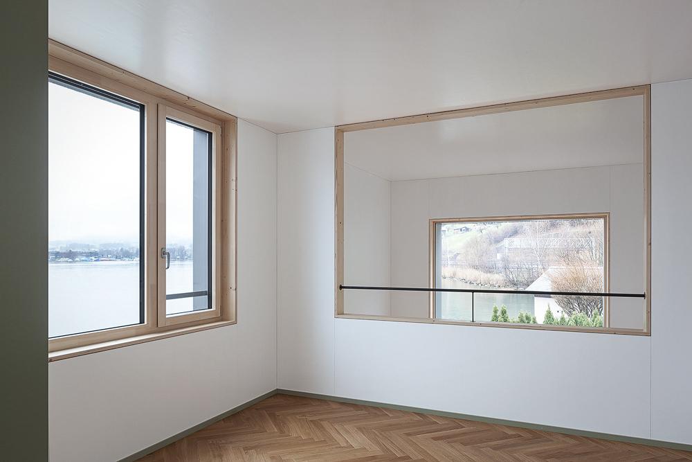 Lukas Schaffhuser Architekturfotografie Zuerich Stereo Architektur Seehuisli Galerie 1