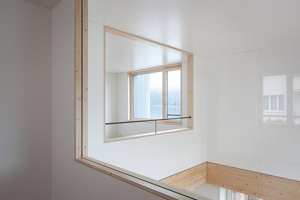 Lukas Schaffhuser Architekturfotografie Zuerich Stereo Architektur Seehuisli Zimmer 2