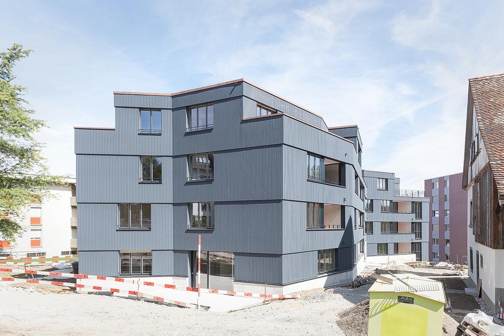 Lukas Schaffhuser Architekturfotografie Zuerich Haltmeier Kister Schneebeliweg Aussen 01