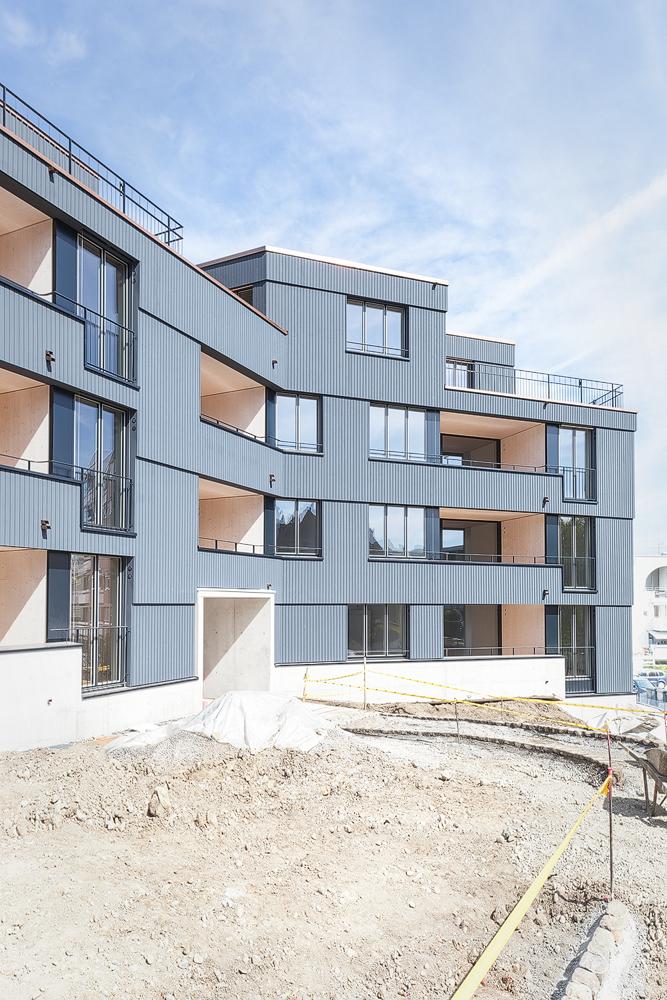 Lukas Schaffhuser Architekturfotografie Zuerich Haltmeier Kister Schneebeliweg Aussen 02
