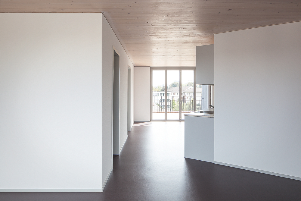 Lukas Schaffhuser Architekturfotografie Zuerich Haltmeier Kister Schneebeliweg Kueche 02