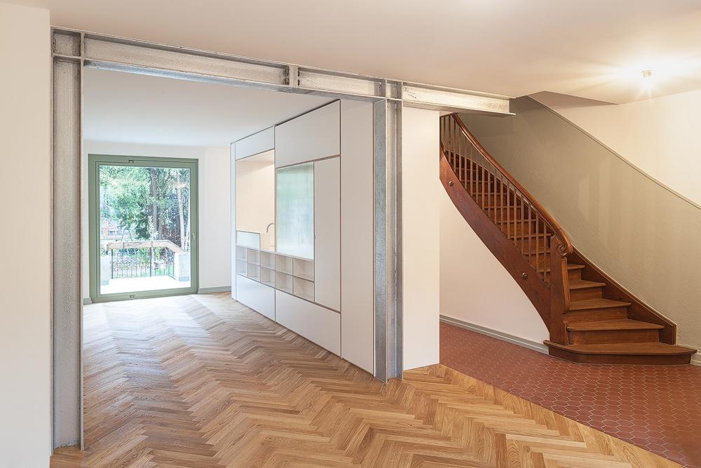 Lukas Schaffhuser Architekturfotografie Zuerich Stereo Architektur Reiterstrasse Basel Wohnen 2